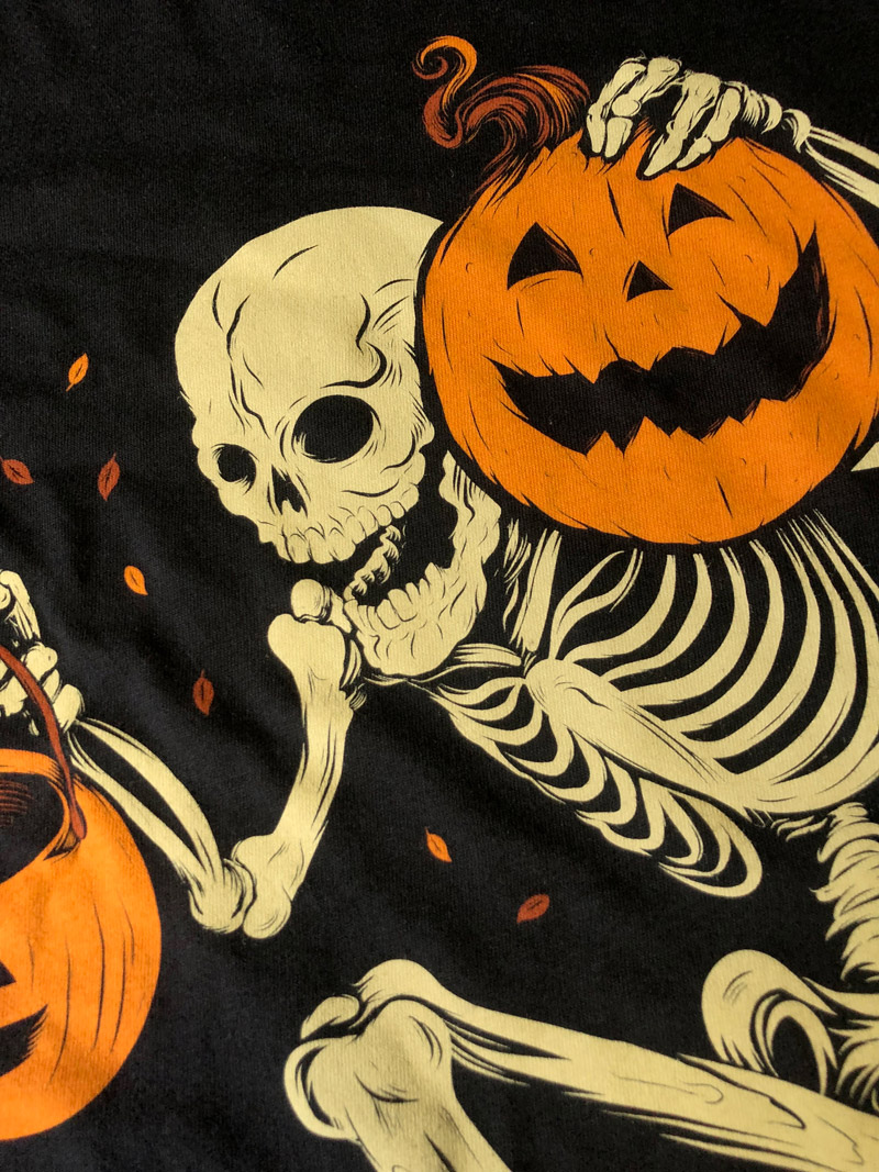 Night of the Pumpkin Shirt by Seventh.Ink